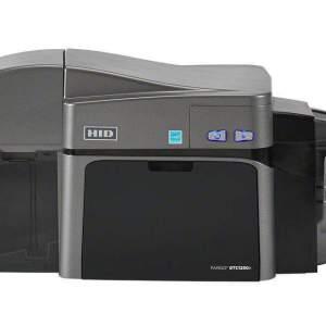 Fargo DTC1250e ID Card Printer - Dual Sided