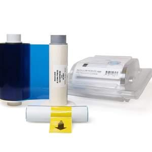 Magicard Ultima HE750 YMCKS Full Colour Secure Dye Film