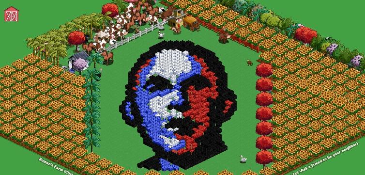Obama en Farmville