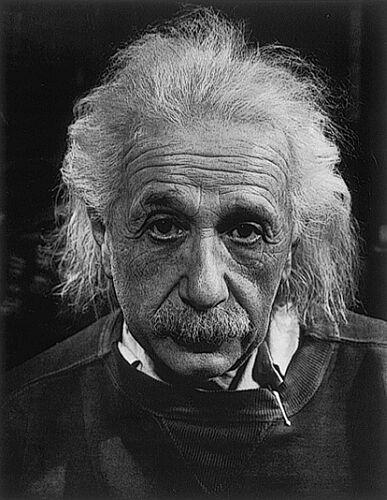 Frases geniales de Albert Einstein