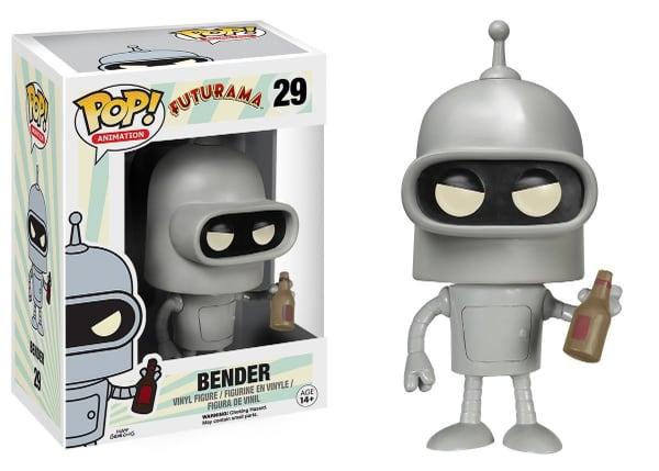Comprate el muñeco de Bender – Futurama