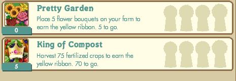 Ribbons en Farmville – Gana Premios, Puntos de Experiencia (XP) y Monedas