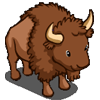 Buffalo Mystery Box Reward Se vende por: 200 Tamaño: 2x2 XP: 400