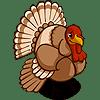 Wild Turkey Se vende por: 125 Tamaño: 1x1