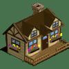 Cottage Deluxe Mystery Box Reward Se vende por: 2,000 Tamaño: 7x6 XP: 400