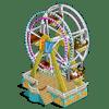 Ferris Wheel Categoria: Empieza: 11/17/2009 Termina: 12/02/2009 Coste: 42 Se vende por: 5,000 Tamaño: 7x9