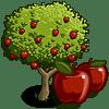 Apple Tree Regalo Coste: 325 Monedas que produce: 28 Se vende por: 16