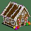 Gingerbread Home Categoria: Otra Empieza: 12/01/2009 Termina: 01/02/2010 Coste: 32 Se vende por: 7,500 Tamaño: 6x6 XP: 1000