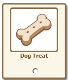 Dog treats Farmville 1