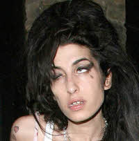 Amy... ¿O un extraterrestre?