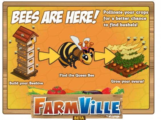 Farmville Bees