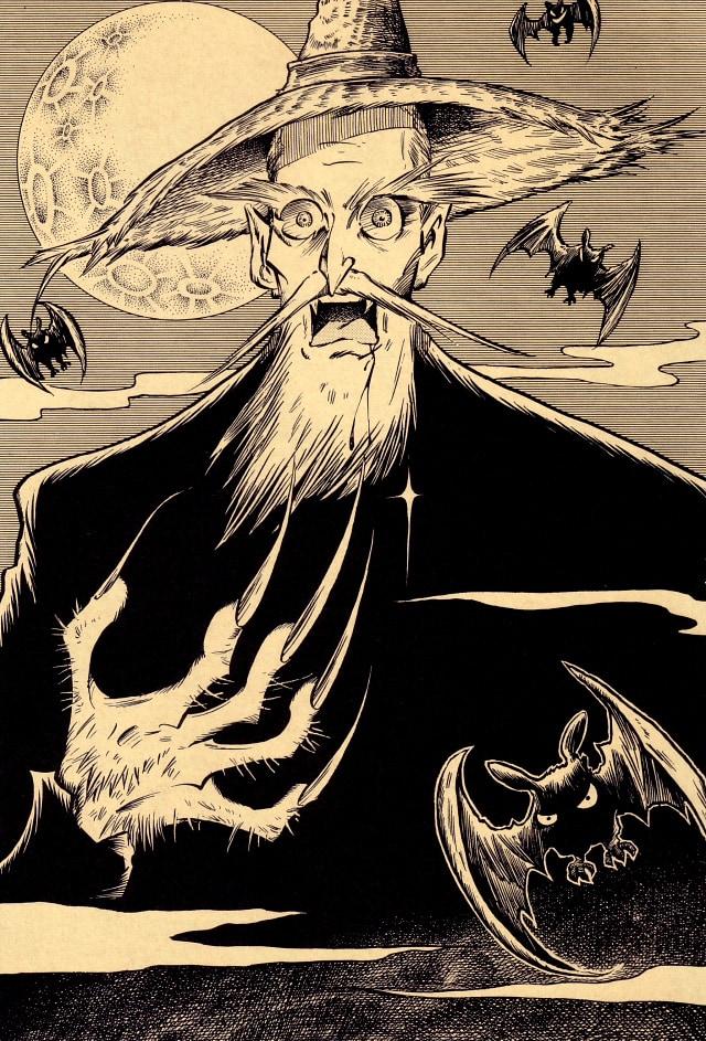 Horror Gotico por Tatsuya Morino: Dracula