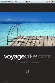 Voyage Prive Iphone
