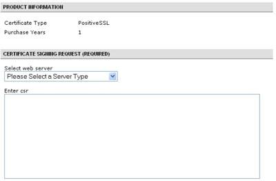 Activacion Certificado SSL Namecheap de COMODO
