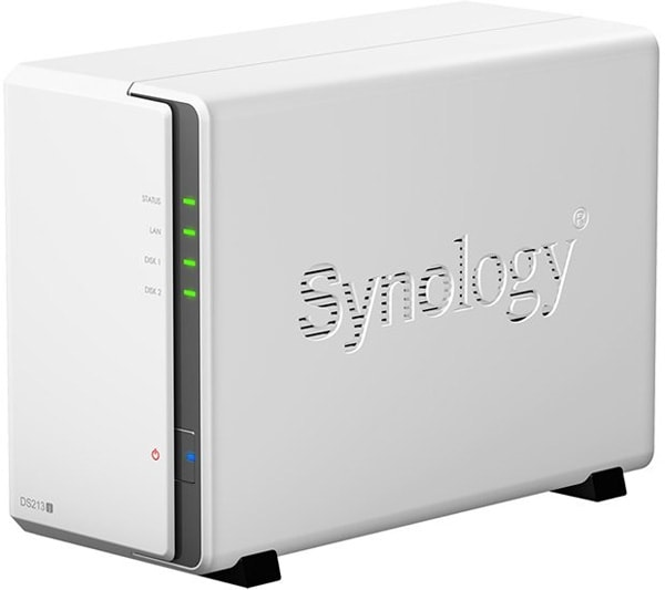 servidor NAS Synology DS213j