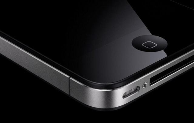 iphone 4 home boton