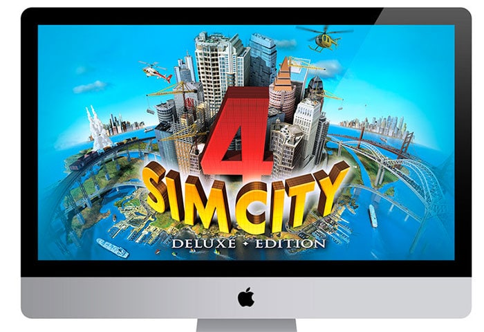 SimCity 4 Deluxe Edition Mac