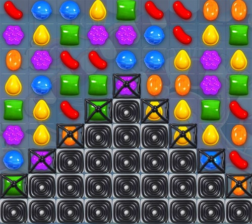 Candy Crush Saga nivel 86