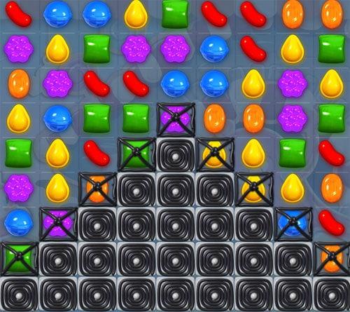 Candy Crush Saga nivel 86