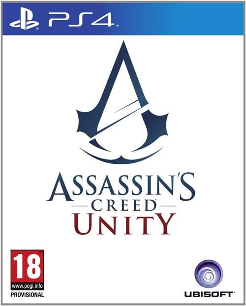 los mejores juegos para PS4 2014: Assassin's Creed Unity