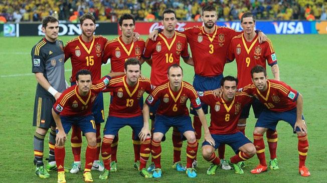 selección futbol españa