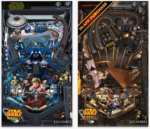 Juegos gratis Star Wars 4