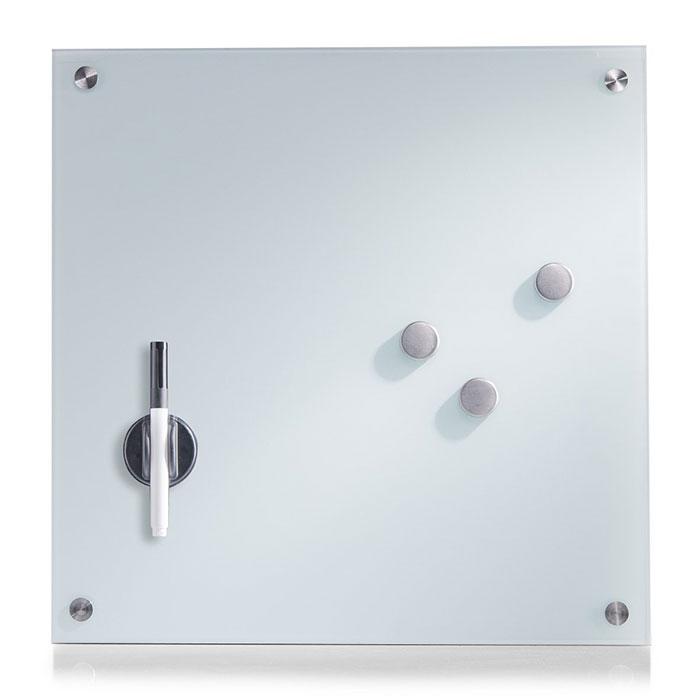 Zeller Present, un tablero de notas magnético de cristal