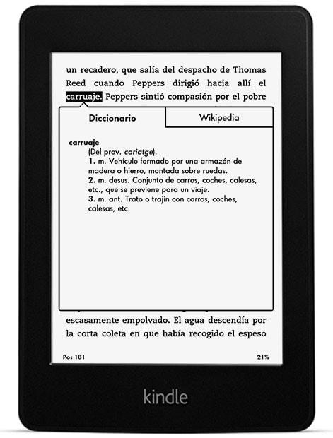 10 razones para no comprarse el Kindle Paperwhite 3G