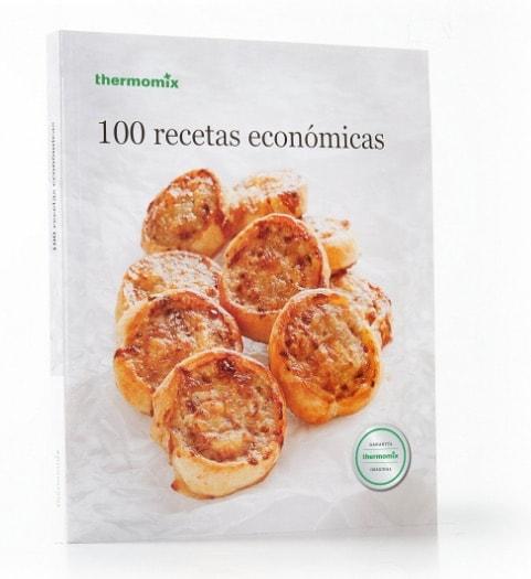 libros de recetas para la Thermomix TM5