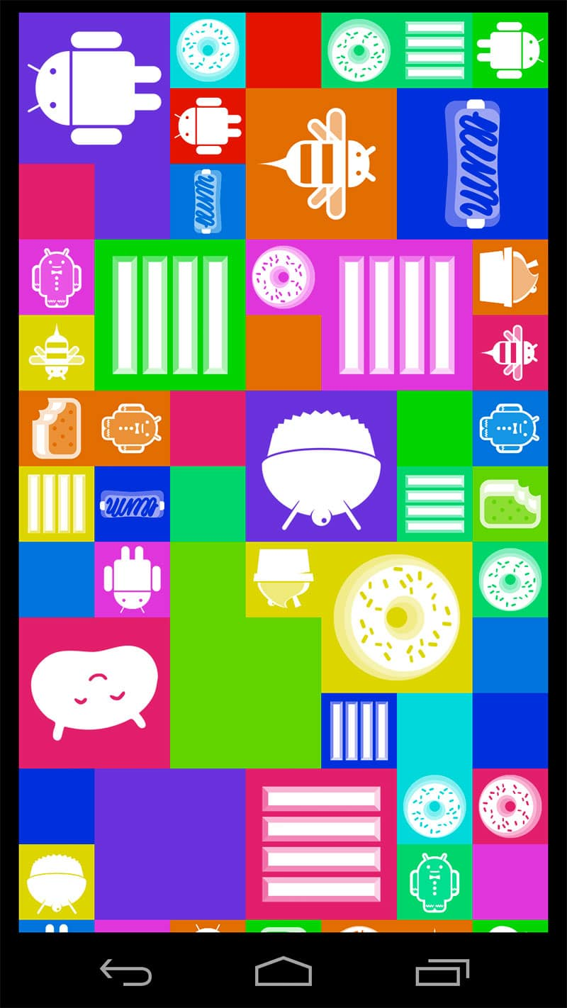 easter egg android kitkat