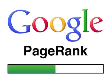 el adiós definitivo al PageRank de Google