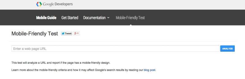 Cómo saber si tu página web está adaptada correctamente para teléfonos móviles