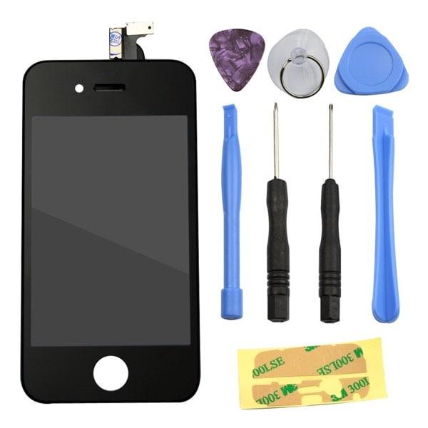 Apple 282 - Repuesto para iPhone 4 (pantalla LCD, kit de herramientas)