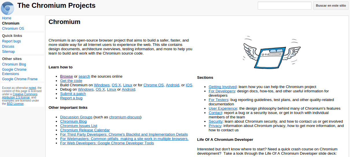 chromium linux