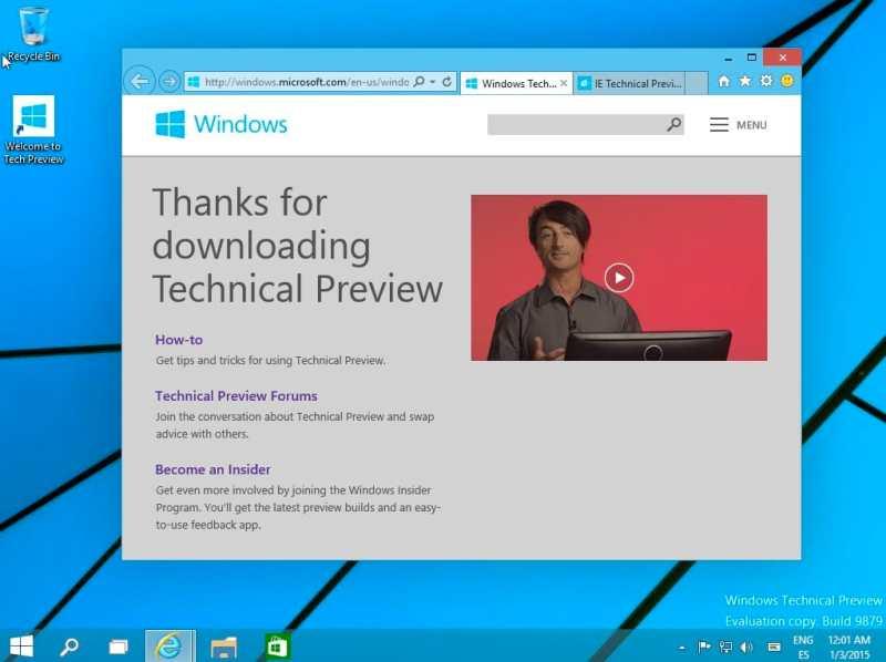 windows 10 en ordenador mac