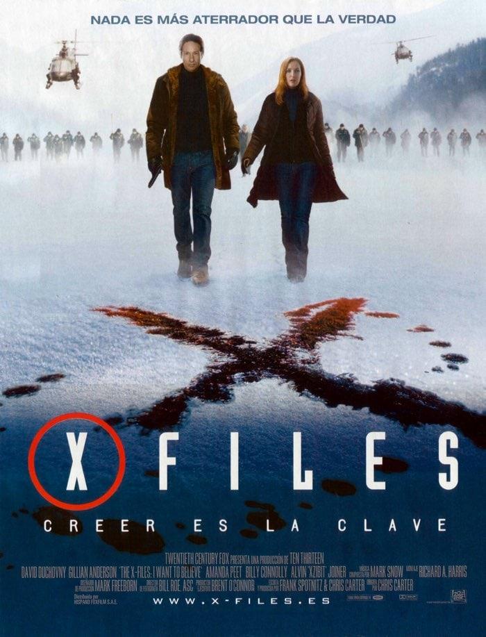 Los 10 mejores capítulos de la serie Expediente X (X-Files)