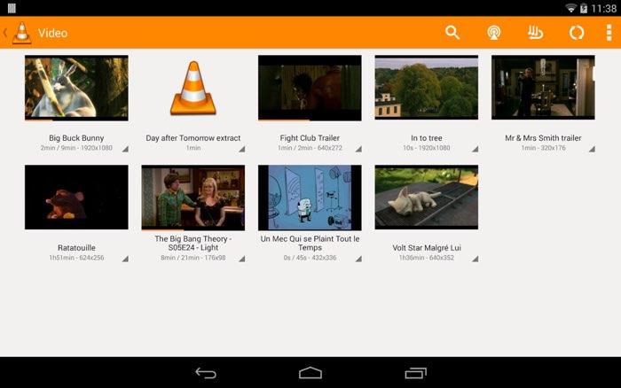 Problemas con Android: no puedo ver un vídeo descargado
