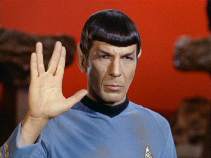 Cómo incluir el emoticono del saludo vulcano de Spock en iOS 8 (iPhone, iPad)