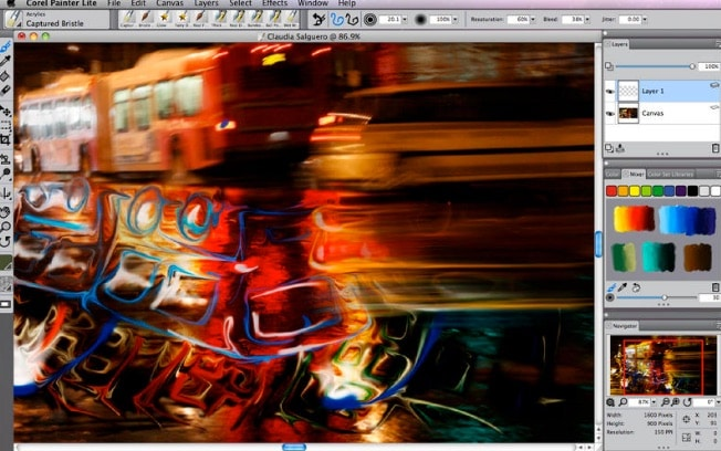 Corel Painter Lite