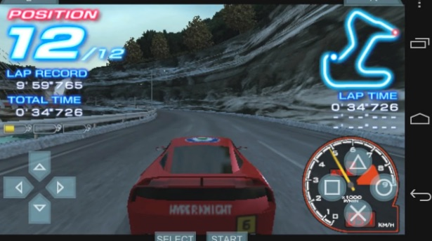 PPSSPP — PlayStation Portable emulator