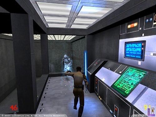 Star Wars Jedi Knight II: Jedi Outcast (2002; PC, Xbox, GameCube)