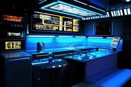 apartamento Star Trek