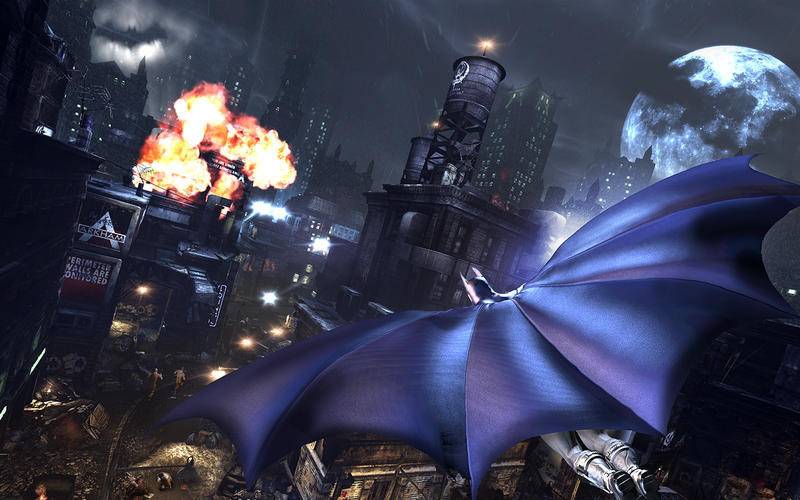 Los 5 mejores juegos de acción que puedes descargar de la Mac App Store: Batman