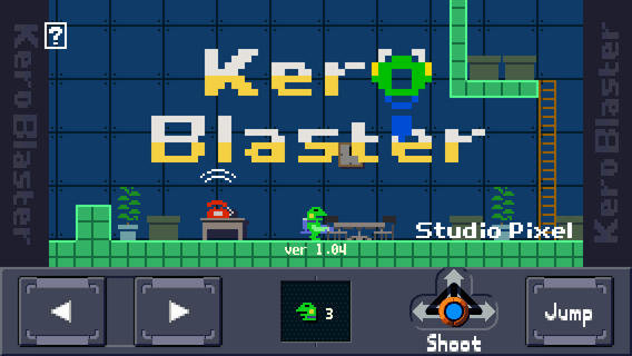 Los 10 mejores juegos de plataformas para iPhone (2015): keroblaster