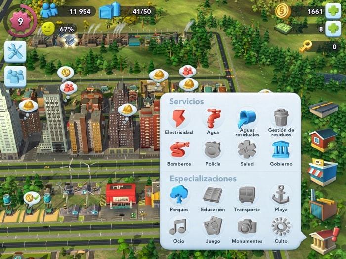 Jugando a SimCity BuildIt: lo mejor de la semana