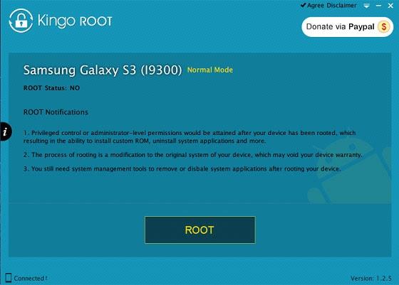 Cómo hacer root a un smartphone con Android de manera sencilla: Kingo Root
