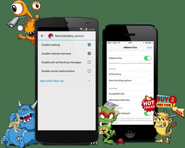 Adblock Browser, el navegador que elimina todos los anuncios en tu smartphone o tablet iOS o Android