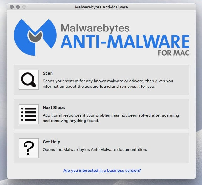 Software Anti-Malware para Mac