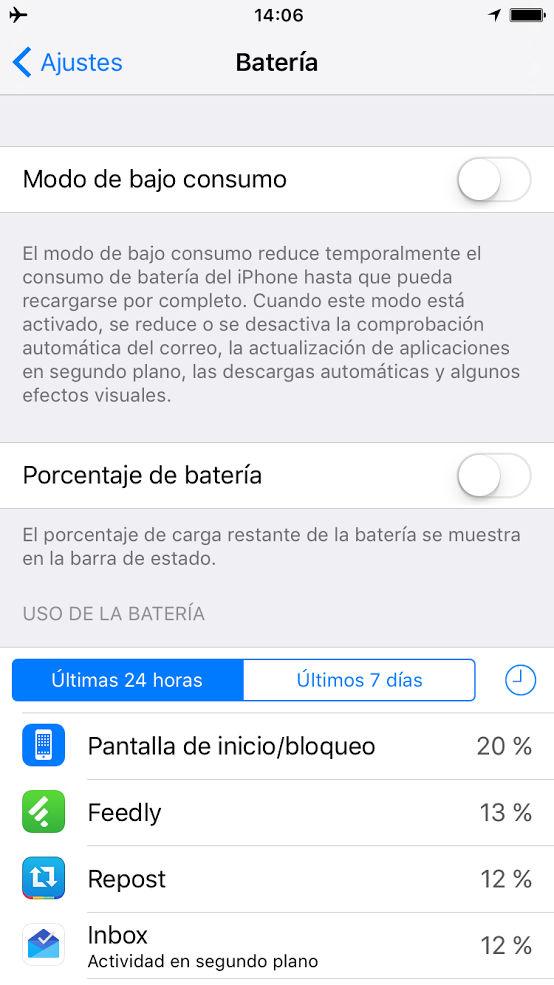 3 cosas que puedes hacer para mejorar la duración de la batería de tu iPhone