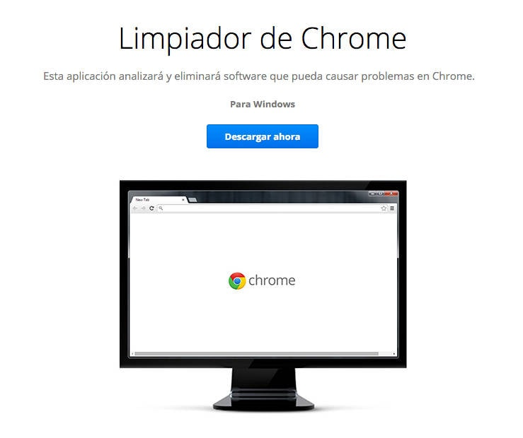 Cómo limpiar Google Chrome de crapware y spyware en Windows